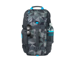 HP 15.6 Odyssey Sport Backpack Facets Grey