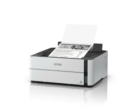 Epson EcoTank EcoTank ET-M1170 - 20000 pages per month - 1200 x 2400 DPI - 250 - 1500 pages per month - 3 user(s) - Paper tray - Pigment-based ink