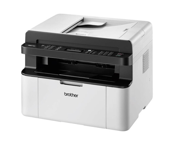 Brother MFC-1910W - Laser - Mono printing - 2400 x 600 DPI - 150 sheets - A4 - Black,White