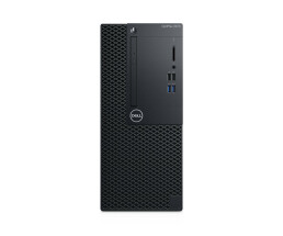 Dell OptiPlex 3070 - MT - 1 x Core i3 9100 / 3.6 GHz -...