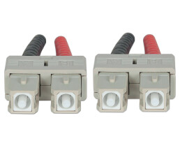 Intellinet - Patch Cable - SC Multi-Mode (M) to SC...