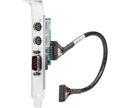 HP - Seriell / PS/2 Adapter - PCIe - seriell x 1 + PS/2...