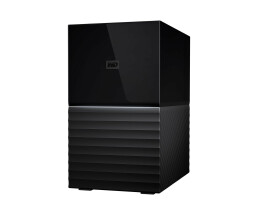 WD My Book Duo WDBFBE0080JBK - Festplatten-Array - 8 TB -...