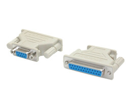 StarTech.com DB9 to DB25 Serial Cable Adapter - F/F -...