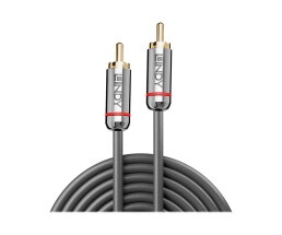Lindy 35340 - RCA - Male - RCA - Male - 2 m - Anthracite