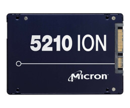 Micron 5210 ION - Solid-State-Disk - 3.84 TB - intern -...