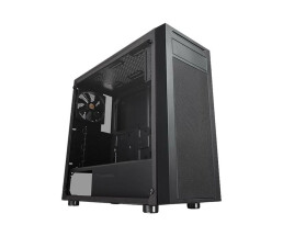 Thermaltake View - Tempered Glass Edition - Midi Tower -...