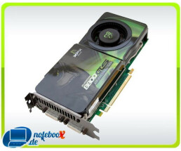 XFX GeForce 8800GTS Alpha Dog Edition - Grafikadapter -...