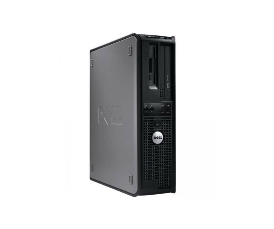 DELL Optiplex 745 DCNE Desktop Intel Core 2 Duo E6400 2,13GHz 2GB DDR2 RAM 80GB Festplatte DVD-Rom - Gebraucht