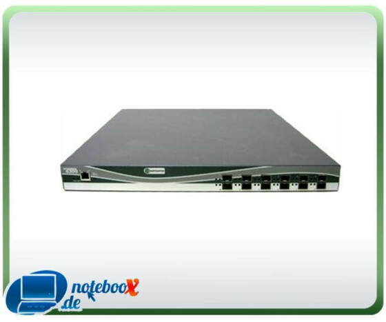 McData Sphereon 4300 - Switch - Fibre Channel + 12 x SFP (frei) - 1 U - Gebraucht