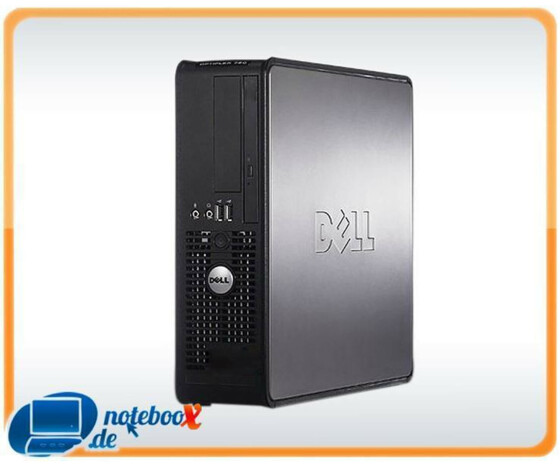 DELL Optiplex 780 DCCY - Core 2 Duo 3,16GHz - 4GB RAM - 250GB - DVD-RW - Gebraucht
