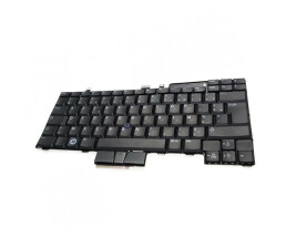 Dell - Notebook Tastatur Keyboard - PN: 0RX214 / L120 -...