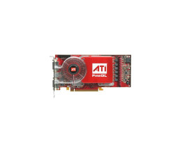 ATI FIRE GL V7350 - Grafikadapter - FireGL V7350 - PCI Express x16 - 1 GB GDDR3 - Digital Visual Interface (DVI) - Gebraucht