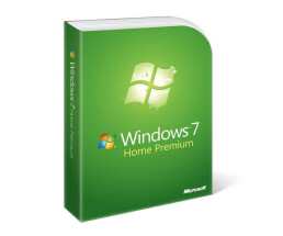 Microsoft Windows 7 Home Premium 32 Bit DVD SP1 & W7...