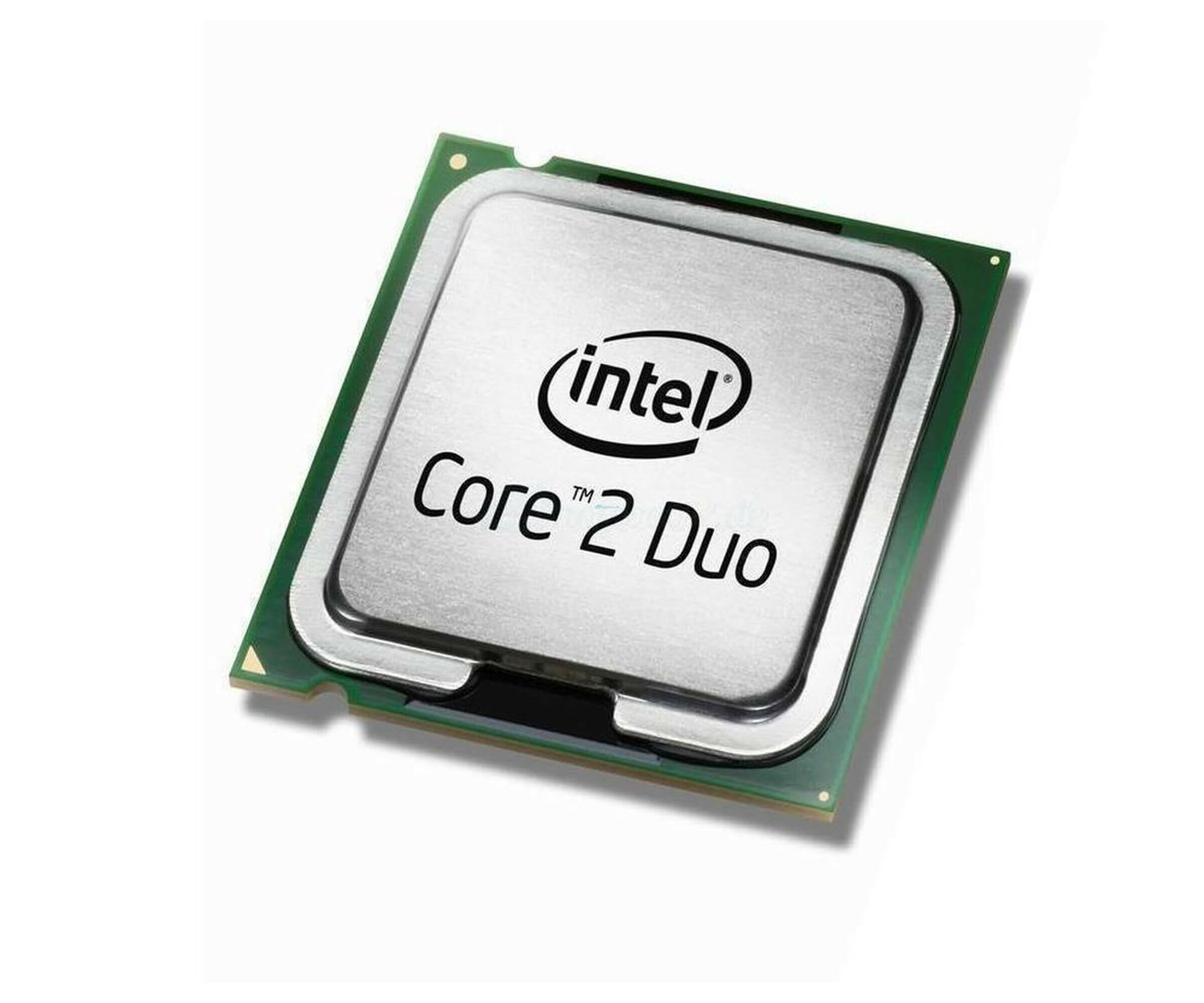 Intel Core 2 Duo E6320 - 1.86 GHz ( 1066 MHz ) - LGA775 Socket SLA4U - L2 4 MB - Gebraucht