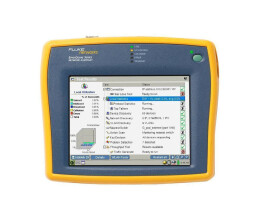 Fluke Networks EtherScope Network Assistant - Gigabit LAN...