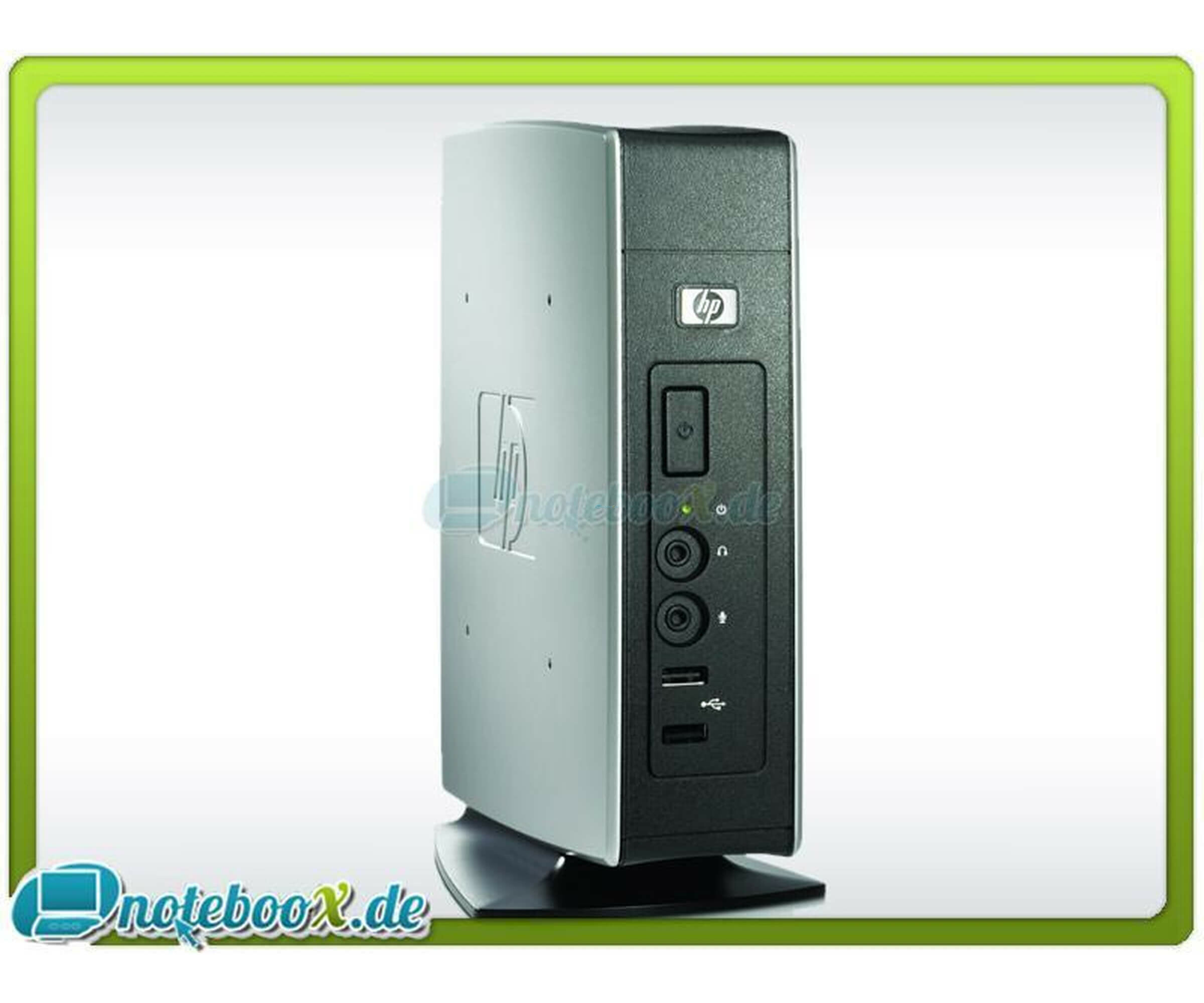 Gebraucht HP Thin Client t5540 - Tower - Eden 800 MHz - RAM 512 MB - Gigabit Ethernet