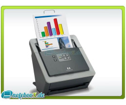 HP ScanJet N6010 Document Sheetfeed Scanner -...