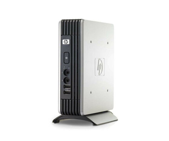 HP Compaq Thin Client t5530 - Tower - Eden 800 MHz - RAM 128 MB - 64MB Flash - Windows CE 6.0 - Gebraucht