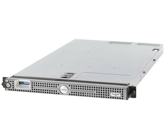 Dell PowerEdge 1950 - Rack - 2x Xeon E5450 3.0 GHz - RAM 8 GB - SATA - Hot-Swap 3.5 - 1x 250GB Festplatte - Gigabit Ethernet - Gebraucht