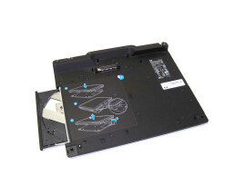 HP - Port Replicator - Dock Docking Station - Ultra-slim...