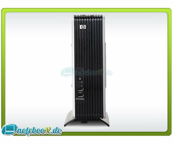 Gebraucht HP Compaq Thin Client t5720 - Tower - 1 GHz - RAM 512 MB - Win XP Embedded - PCI WLAN