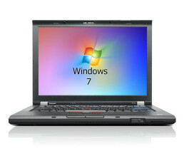Lenovo ThinkPad T410 - Intel Core i5 520M 2.40 Ghz - 4 GB RAM - 250 GB HDD - 14.1 TFT -  W7