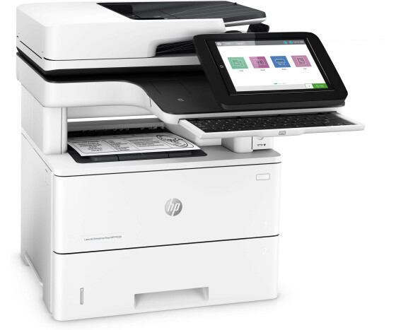 HP LaserJet Enterprise Flow M528z - Laser - 1200 x 1200 DPI - 550 sheets - A4 - Direct printing - Black