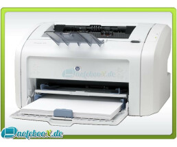 HP LaserJet 1022 - Drucker - S/W - Laser - Legal, A4 -...