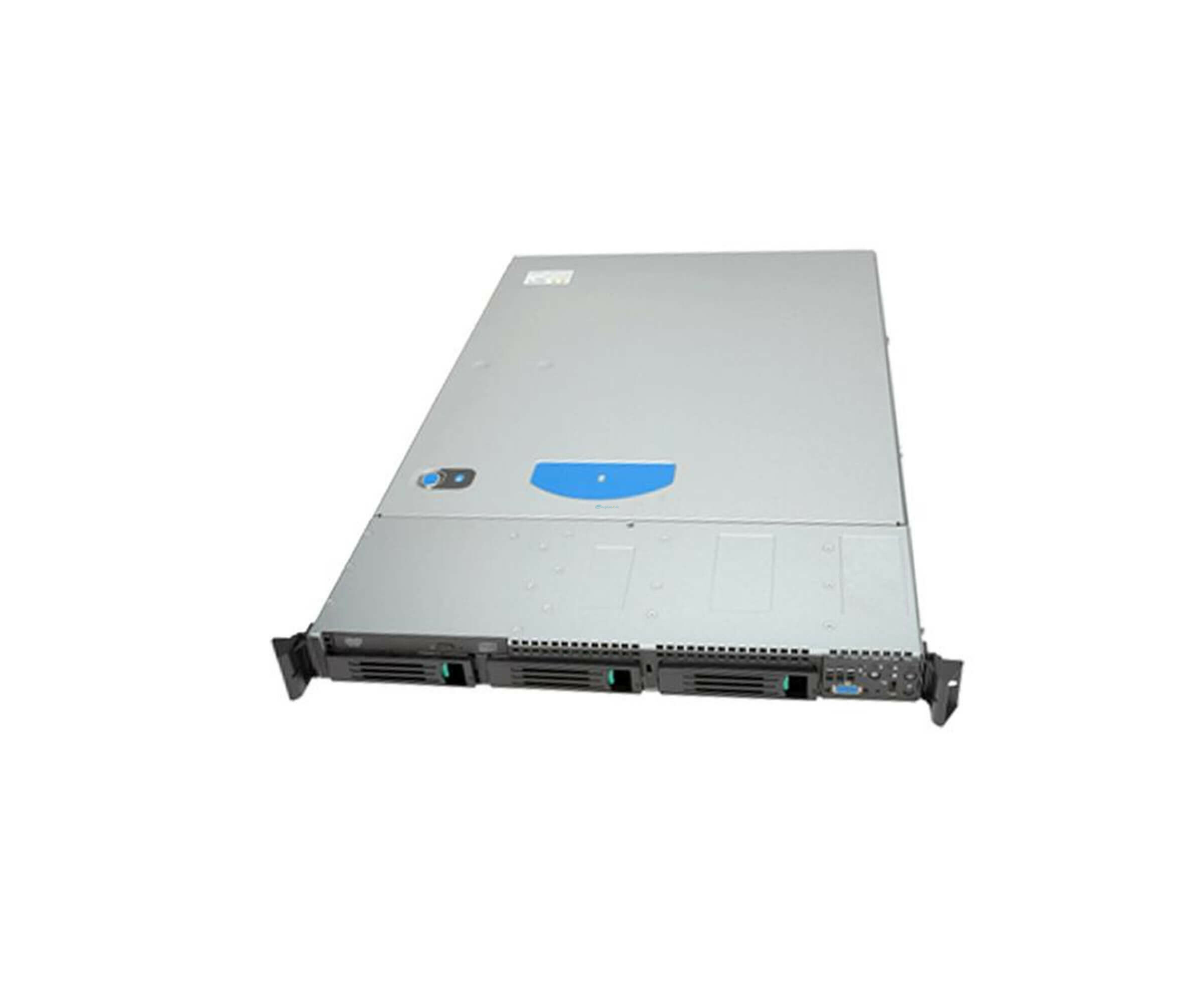 Intel Server System SR1500AL - Rack - 1x E5335 2,0GHZ - RAM 2 GB - 250GB SATA - Gebraucht