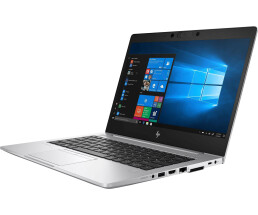 HP EliteBook 830 G6 - Core i5 8265U / 1.6 GHz - Win 10...
