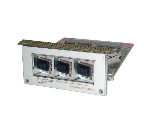 Cisco Expansion Modul - EPA-3GE-SX/LH-LC - Plug-in -...