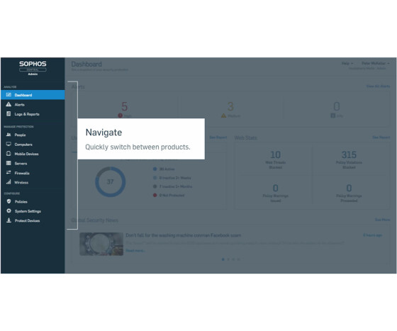 Sophos Central Device Encryption - 1 month(s)