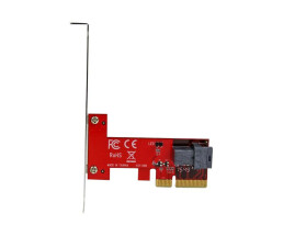 StarTech.com x4 PCI Express to SFF-8643 Adapter for PCIe...