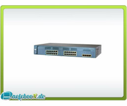 Cisco Catalyst 2970G-24TS Switch - 24 Anschlüsse -...