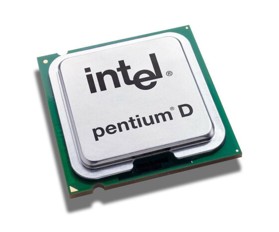 Intel Pentium Dual Core E2180 2:00 GHz processor - LGA775 - 800 MHz - Used