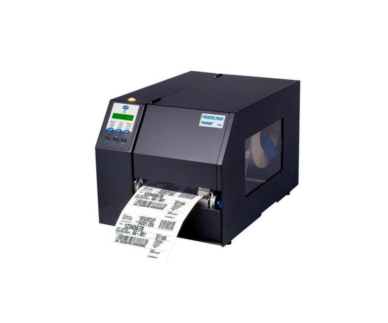 Printronix T5204 - Etikettendrucker - Thermodirekt - Thermotransfer - Gebraucht