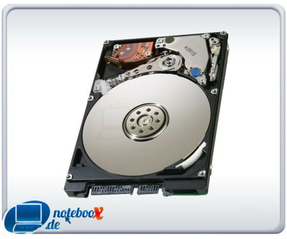 Seagate Momentus 7200.3 ST980411AS - Festplatte - 80 GB - intern - 2,5 - SATA