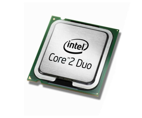 Intel Core 2 Duo T4400 - 2,20 GHz (800MHz) - Socket P - L2 1 MB - Gebraucht