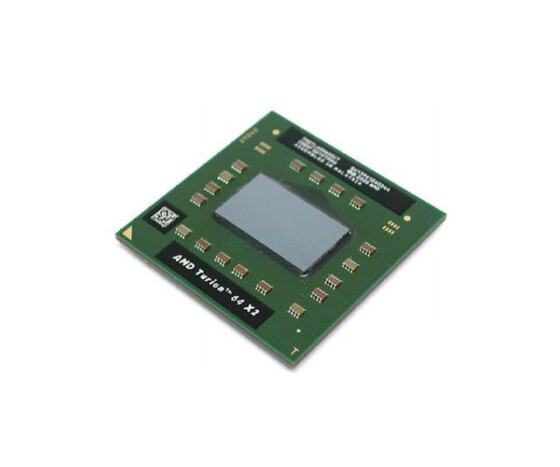 AMD Turion II Dual-Core Mobile P520 - 2.3 GHz processor - TMP520SGR23GM - Socket S1 - Used
