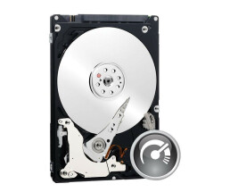Toshiba MK3261GSYN - Hard drive - 320 GB - internal - 2.5...