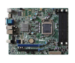 Original Dell D6H9T Motherboard - Mainboard für Optiplex 990 Small Form Factor - SFF