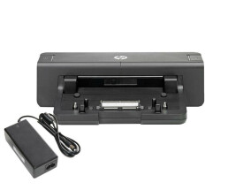 HP - A7E32AA Docking Station 90 Watt - EliteBook -...
