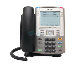 Nortel IP Phone 1140E - IP Deskphone - VoIP phone - SIP -...