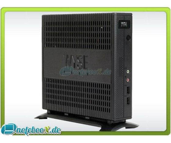 Dell Wyse Z90S7 Thin Client - AMD G-T52R 1,5 GHz - RAM 2 GB - 4 GB Flash - Win 7 - Gebraucht