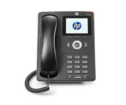 HP 4110 IP Phone - VoIP phone - J9765A - Ethernet switch...