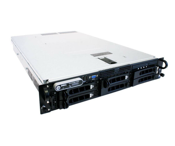 Dell PowerEdge 2950 - Rack - 2x Xeon E5450 3.0 GHz - 8 GB - 250GB - Gigabit - Gebraucht
