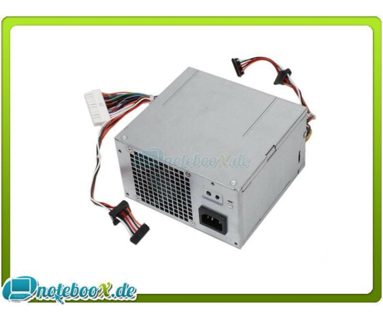 Dell Netzteil Power Supply - Dell Optiplex 390, 790, 990 - 053N4 - 265 Watt - Gebraucht