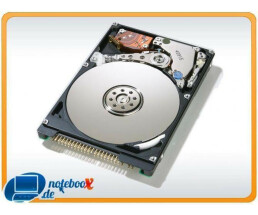 Hitachi Travelstar HTS541060G9AT00 - Festplatte - 60 GB -...