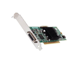 Matrox Millennium G550 LP PCI - graphics card -...